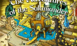The Adventures of the Salamander – Book Review and Giveaway