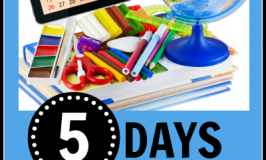 My Homeschool Essentials Blog Hop – Day 1 – My Kids