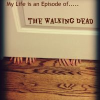 My Life is an Episode of The Walking Dead