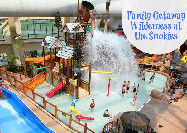 Wilderness At The Smokies Fun Family Getaway Almost