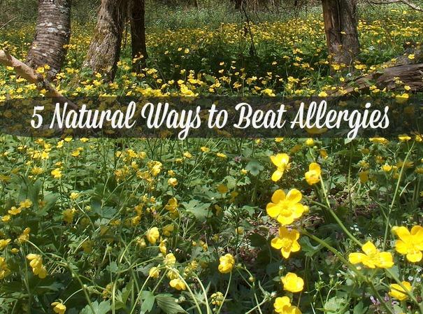 Natural ways to beat allergies