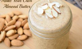 Make Your Own Almond Butter (Bonus Chocolate Almond Butter Recipe Too!)