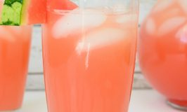 Watermelon Lemonade and Other Fun Things to Make with Watermelon