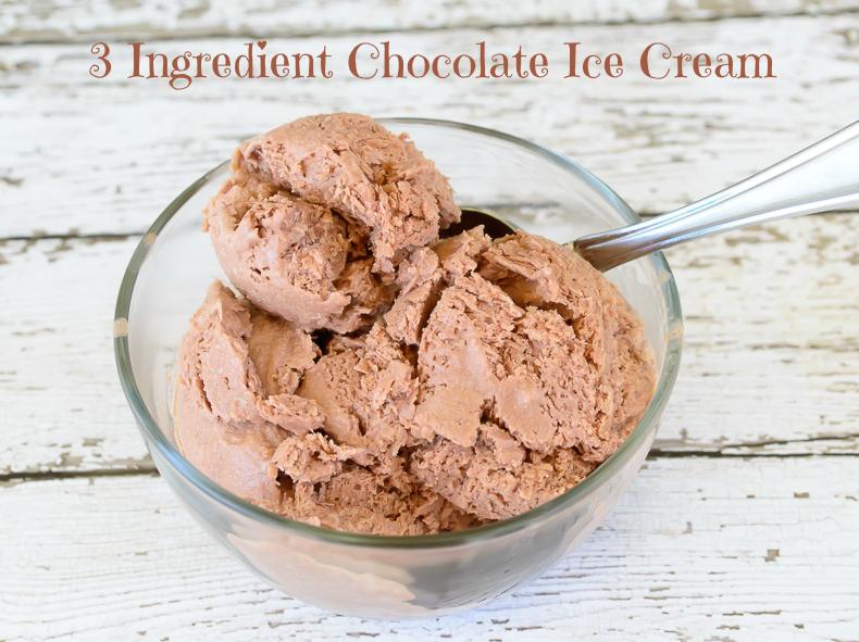 3 ingredient chocolate ice cream no ice cream machine needed 3 ingredient chocolate ice cream no ice cream machine needed this easy homemade ice ccuart Image collections