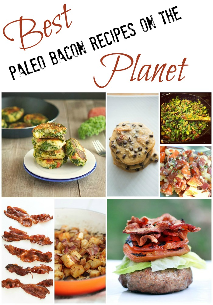 Best Paleo Bacon Recipes on the Planet