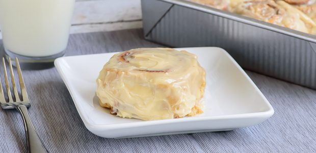 Ooey Gooey Whole Wheat Cinnamon Rolls