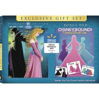 Sleeping Beauty DVD & Blu-ray Release & Princess Party at Walmart