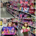 Walmart Princesses