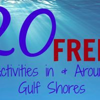 20+ Free Activities In & Around Gulf Shores