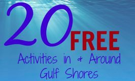 20+ Free Activities In & Around Gulf Shores