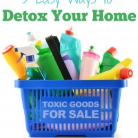 5 Easy Ways to Detox Your Home *Plus* Invigorating Orange Sugar Scrub and Whipped Body Butter Recipes
