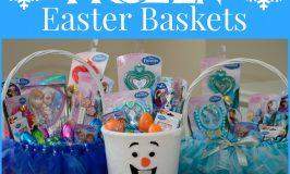 FROZEN Easter Baskets