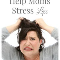 7 Natural Ways to Help Moms Stress Less