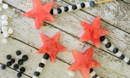 Star Spangled Fruit Skewers