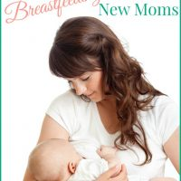 Top 5 Breastfeeding Tips for New Moms