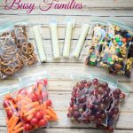 Self Serve Snacks for Busy Families