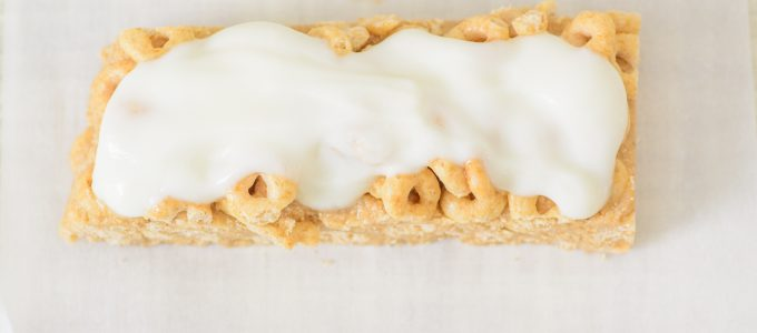 Honey Nut Cheerios Cereal Bars with Gluten-Free Cheerios