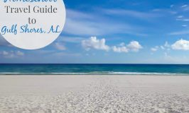 Homeschool Travel Guide to Gulf Shores, AL