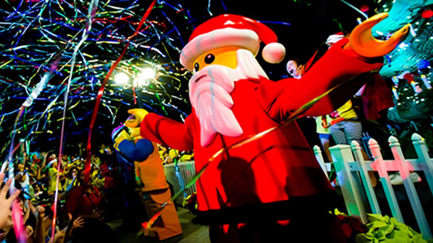 Christmas Around Orlando - Almost Supermom