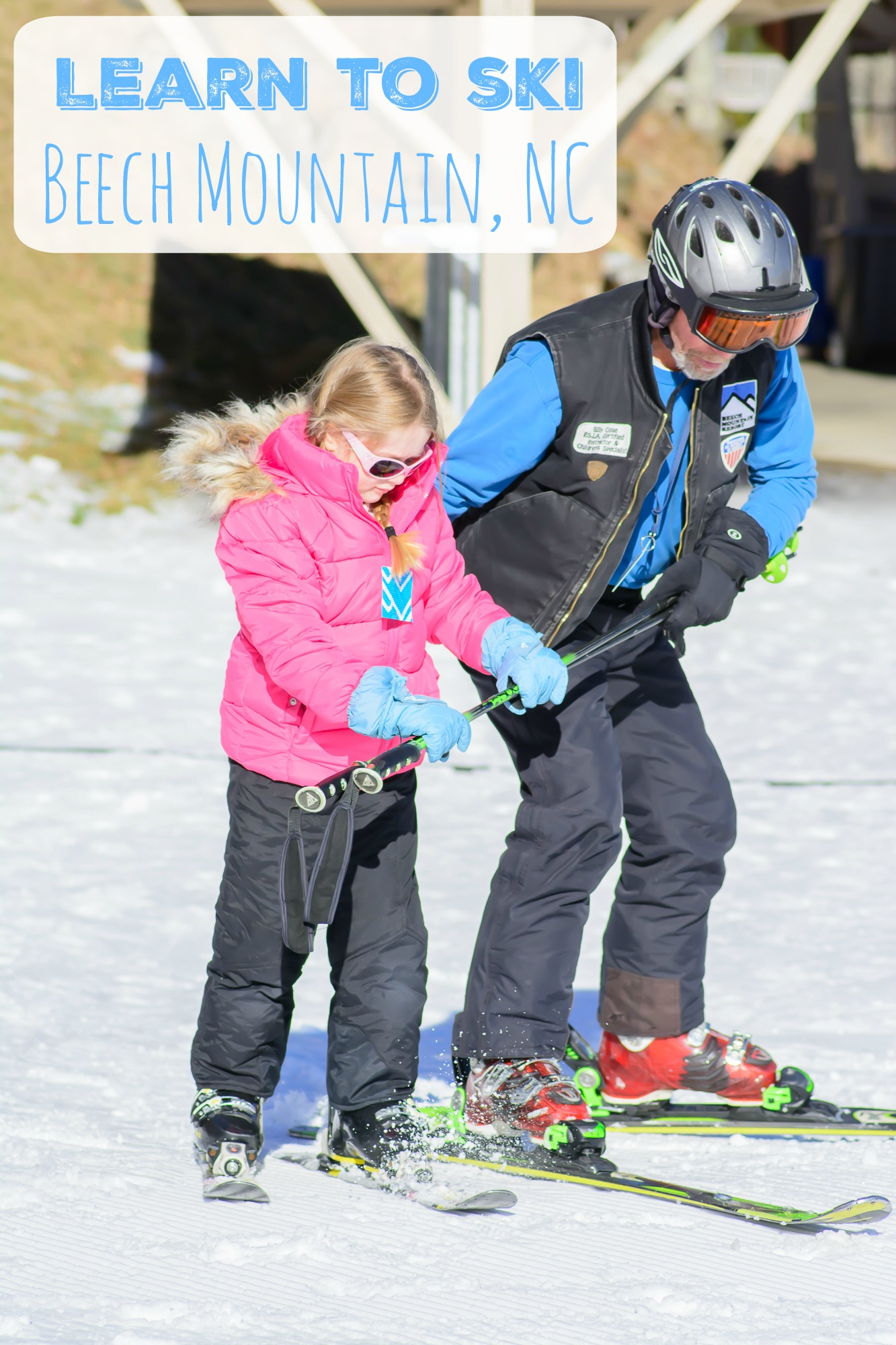 Welcome to Beech Mountain Resort, a place where you can learn to ski in a no pressure, welcoming and fun environment with expert teachers! If you have never skied before, Beech Mountain is the resort for you!