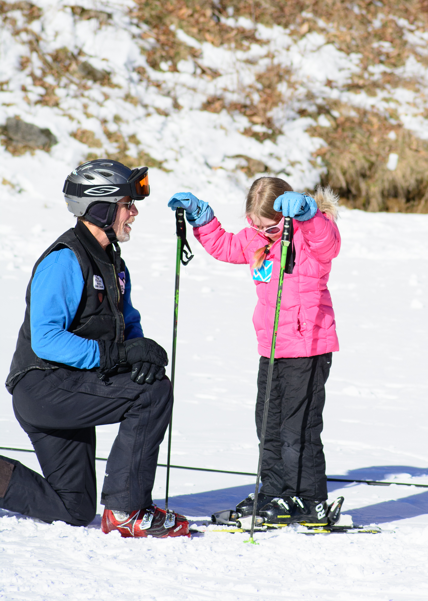 Ski Lessons at Beech Mountain Resort