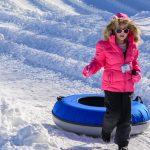 Snow Tubing at Beech Mountain Resort
