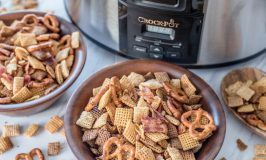 Crock-Pot® Bacon Ranch Party Mix