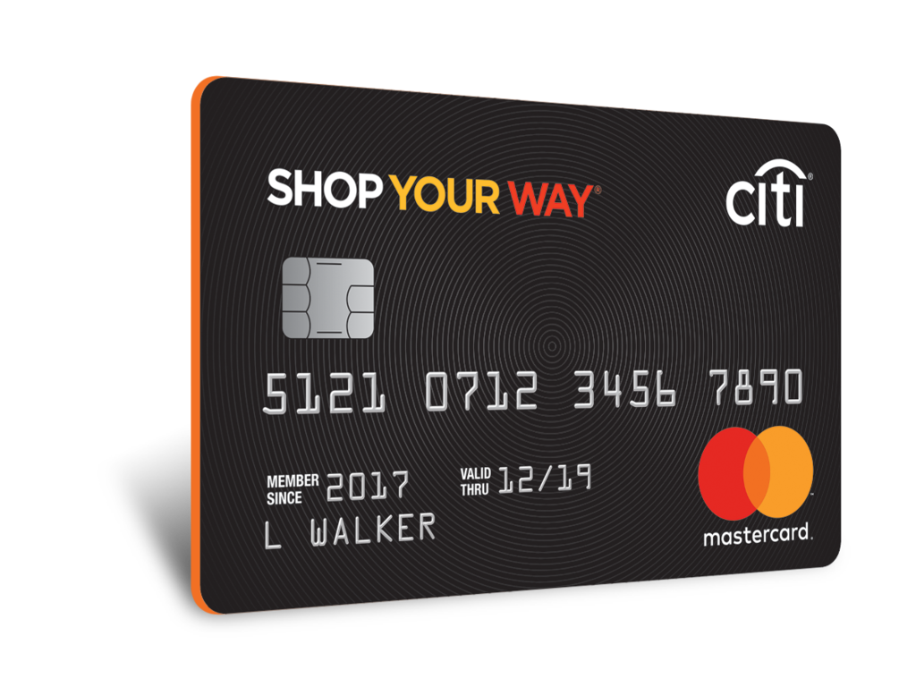 Sears Shop Your Way Mastercard