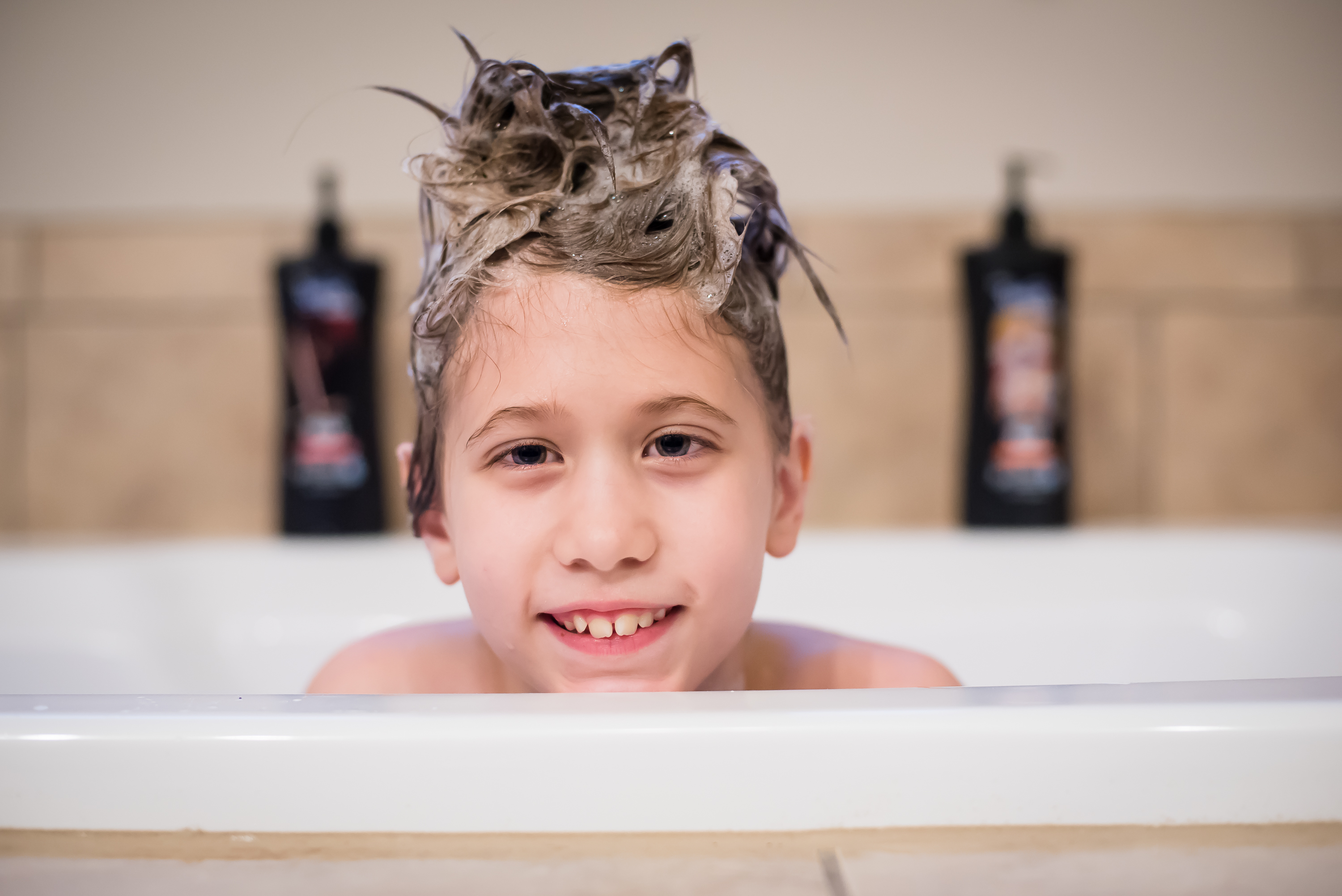 Bath Time Awakens with Suave Kids - Almost Supermom