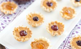 Peanut Butter and Jelly Cups