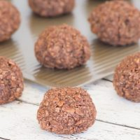No Bake, Gluten Free Oh So Yummy Macaroons