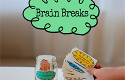 Review of Ultimate Guide to Brain Breaks by Heather Haupt