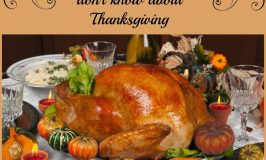 10 things you probably don't know about Thanksgiving