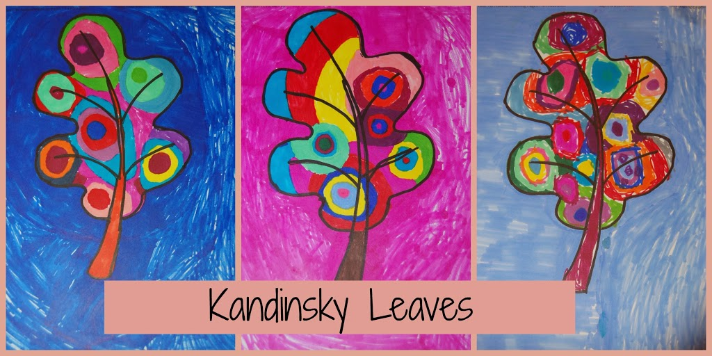 Kids learn about the biography of Wassily Kandinsky artist and painter of the Abstract Expressionist art movement