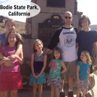 Bodie State Park and Ghost Town