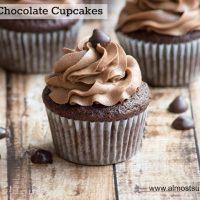 Paleo/Gluten Free Chocolate Cupcakes