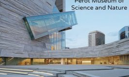 Perot Museum of Science and Nature in Dallas, TX