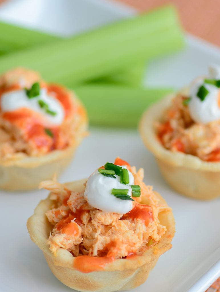 Gluten Free Buffalo Chicken Bites. Amazing gluten free recipe that is perfect for lunch, snack or as a gluten free appetizer at your next party.
