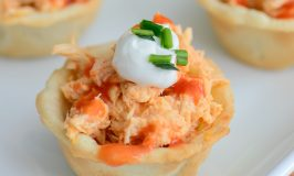 Gluten Free Buffalo Chicken Bites