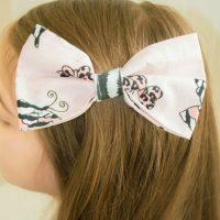 Simple Hair Bow Tutorial