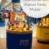 #MaxYourTax with Unlimited Talk,Text and Data/Web from Walmart Family Mobile