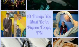10 Things You Must Do in Pigeon Forge, TN