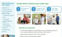 Stop Mommy Neglect With a Walgreens #HealthcareClinic