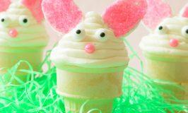 Easter Bunny Cones