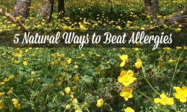 5 Natural Ways to Beat Allergies