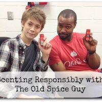 Scenting Responsibly with the Old Spice Guy