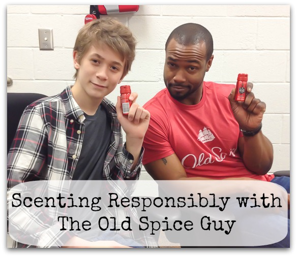 Old Spice Scenting Responsibly 5