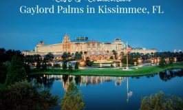 Rest & Relaxation at Gaylord Palms in Kissimmee FL