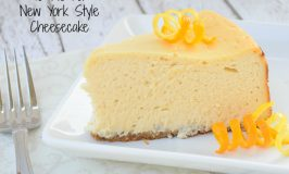 To Die For New York Style Cheesecake