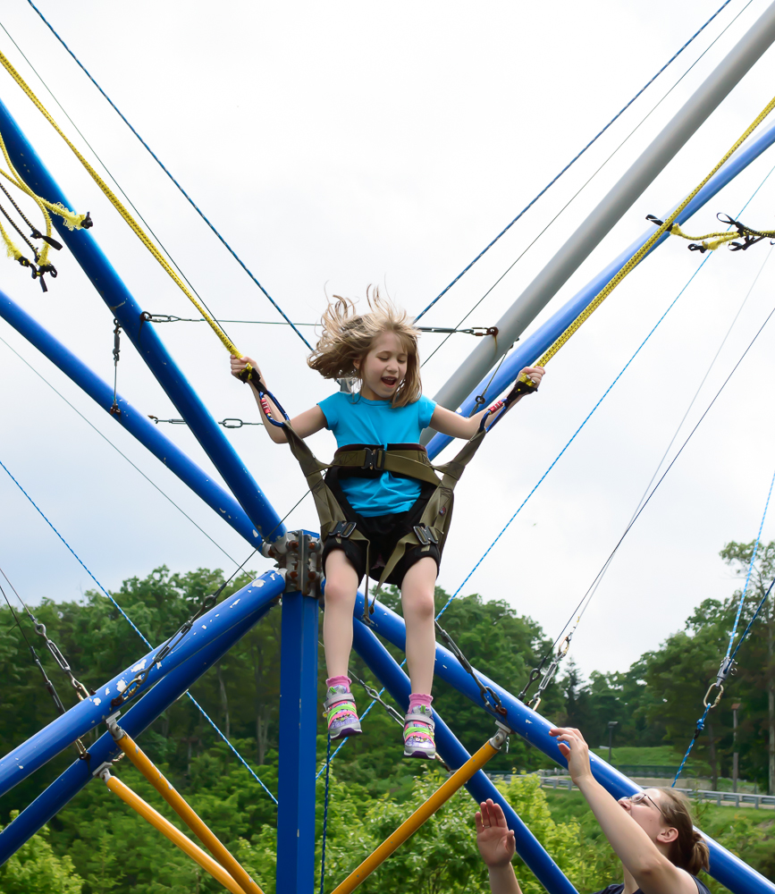 Wintergreen resort in Virginia is the perfect place to take your family year round. Hiking, tubing, bungee trampolines, pools, tennis and more. There is something here for everyone!